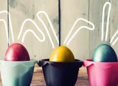 Coelhinho dos ovos de ouro: veja dicas para economizar nos presentes de Páscoa