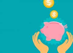 Você consegue guardar dinheiro no fim do mês? Veja como poupar!