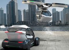Carros voadores: realidade ou imaginação?