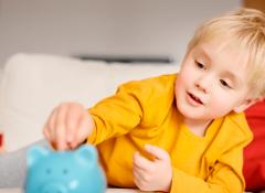 4 dicas de educação financeira para os filhos