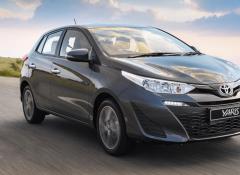 Toyota apresenta o Yaris, seu novo compacto premium
