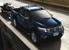 Nissan Frontier promete vir ainda mais forte em 2019