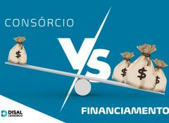 Diferenças entre financiamento e Consórcio de carro