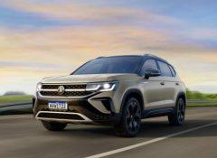 Taos, o novo SUV da família Volkswagen