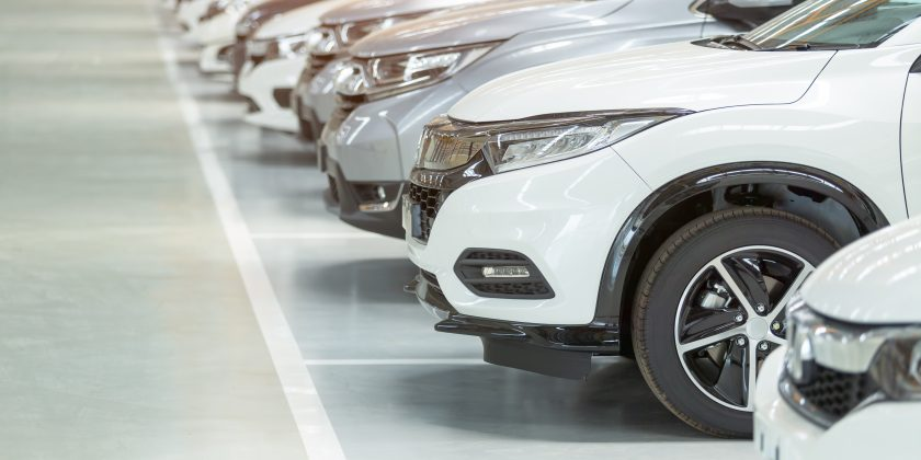 venda de carros primeiro semestre